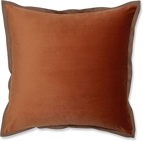 Pillow Perfect B075VC3132 Velvet Flange