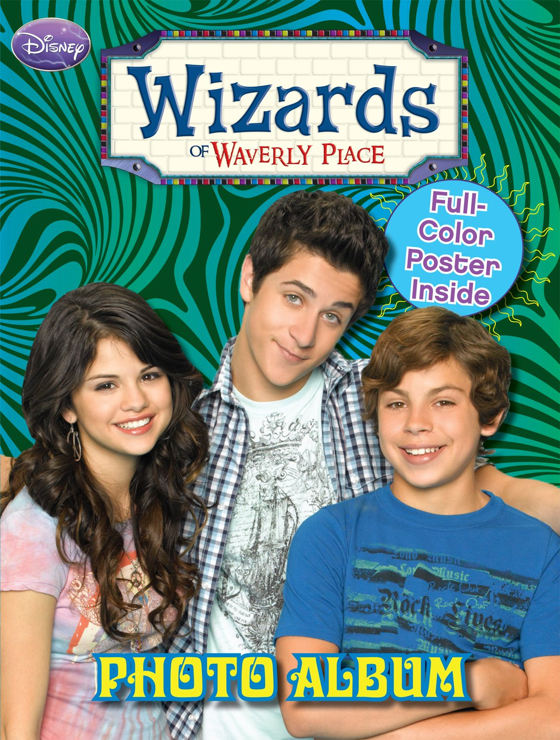 Wizards of Waverly Place Photo Album with Poster Book PDF