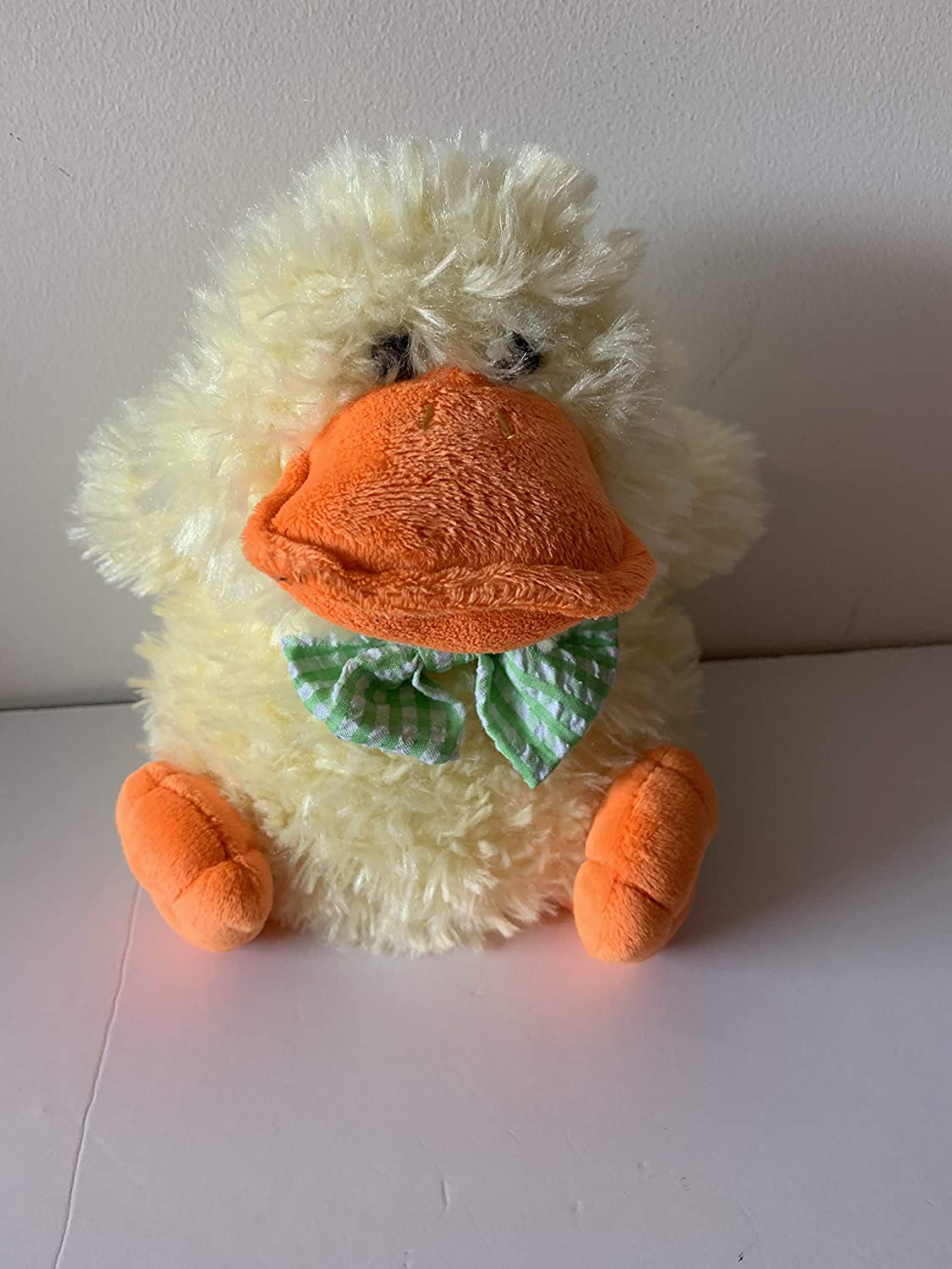 1 1//4 lbs sensory toy duck Weighted stuffed animal washable