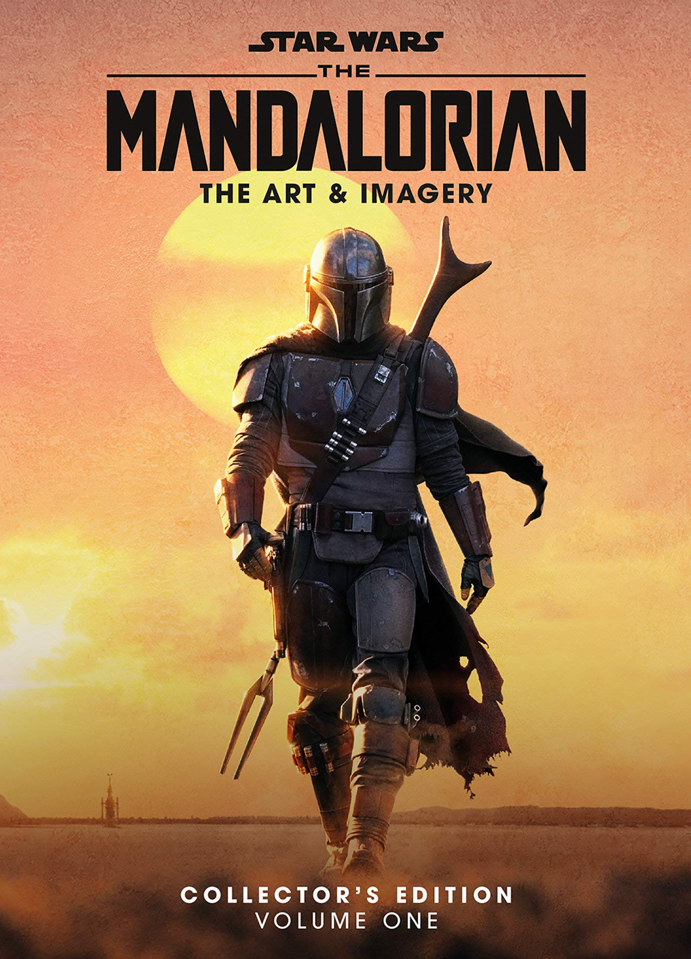 Amazon Com Star Wars The Mandalorian The Art Imagery Collector S Edition Vol 1 9781787734203 Titan Books