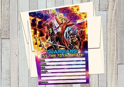 Amazon.com: 12 Guardianes de la Galaxia 2 Cumpleaños ...
