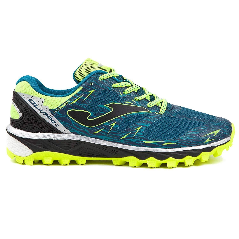 Joma TK Olimpo 803 Navy - Scarpe Trail Running Uomo (EU 42.5 - CM 27.5 - UK 8): Amazon.es: Zapatos y complementos