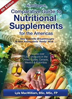 Nutrisearch comparative guide to nutritional supplements: lyle.