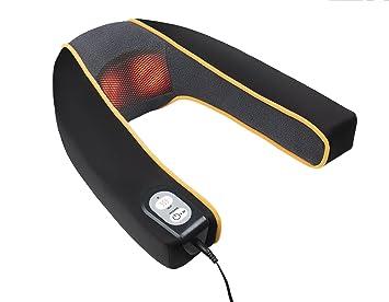 Medisana MNV Appareil de massage de la nuque, massage par vibration pour la  nuque et dbf586fcbd6