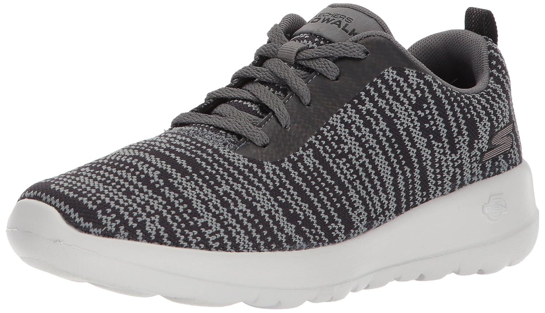 Skechers Women's Go Joy 15603 Walking Shoe B071WV422K 8 B(M) US Charcoal/Black