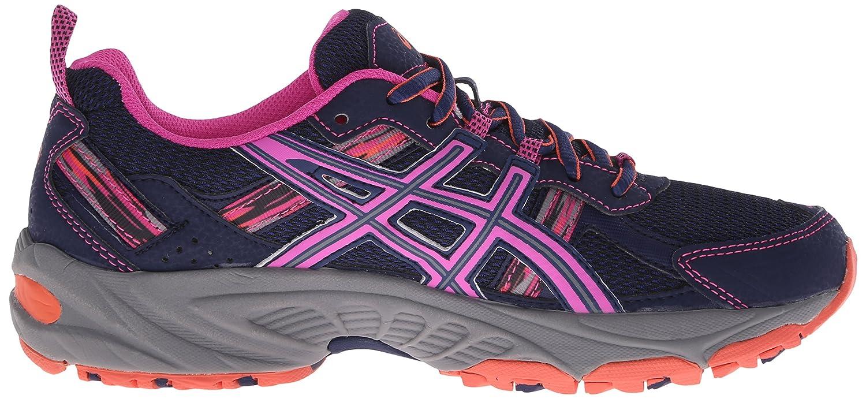 ASICS Women's GEL-Venture 5 Running Shoe B00YDI5AJG 8.5 B(M) US Indigo Blue/Pink Glow/Living Coral