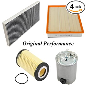 amazon com: 8usauto tune up kit air cabin oil fuel filters fit dodge  sprinter 3500 l5