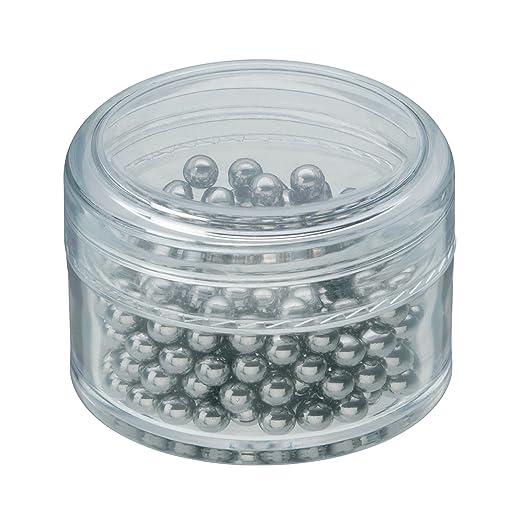 55 opinioni per WMF 617796030 Perline per Pulizia Caraffe, in Acciaio, 1 Confezione