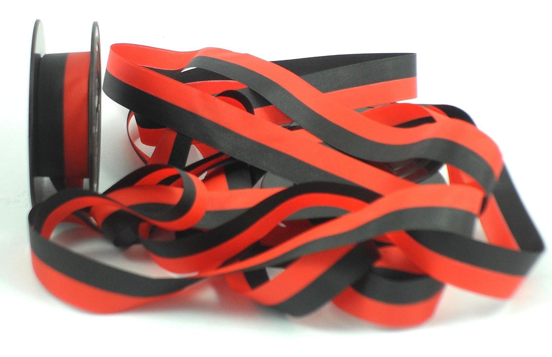 ERIKA GR1 - Cinta de bobina de máquina de escribir de tinta color rojo y negro: Amazon.es: Industria, empresas y ciencia