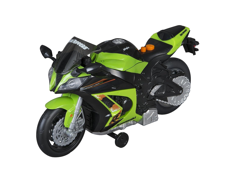 Toy State Road Rippers Wheelie Bikes Kawasaki Ninja Zx