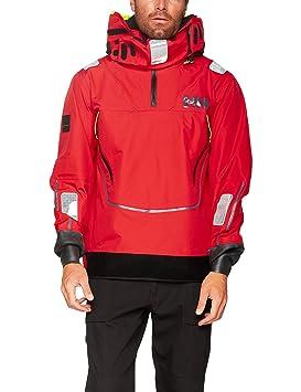 Helly Hansen Aegir Race Smock Chaqueta Canguro, Hombre, Rojo (Alert Red), S: Amazon.es: Deportes y aire libre