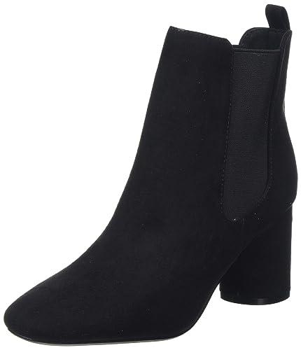 6e87dfa8ac3d Dorothy Perkins Women's Apricot Biker Boots, (Black 130), 9 (42 EU ...