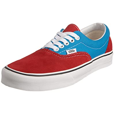 Adulte Vans Eu EraChaussures Mixte Bleurouge37 De Skate DWbeEH29IY