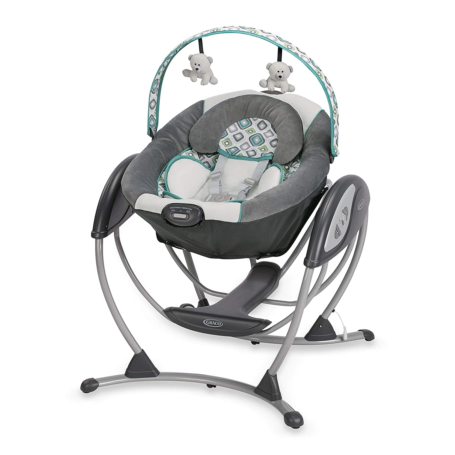 81rGP94pHfL. SL1500 10 of the Best Baby Swing for Big Heavy Babies 2021 Review