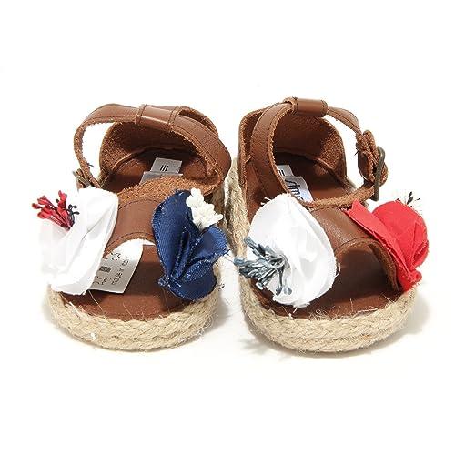 size 40 89073 bb8f3 Simonetta 5703G Sandali Bimba Marrone Tiny Scarpa Shoes Kids ...