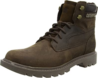 CAT Footwear Bridgeport, Bottes Chukka Homme, Marron (Brown), 41 EU