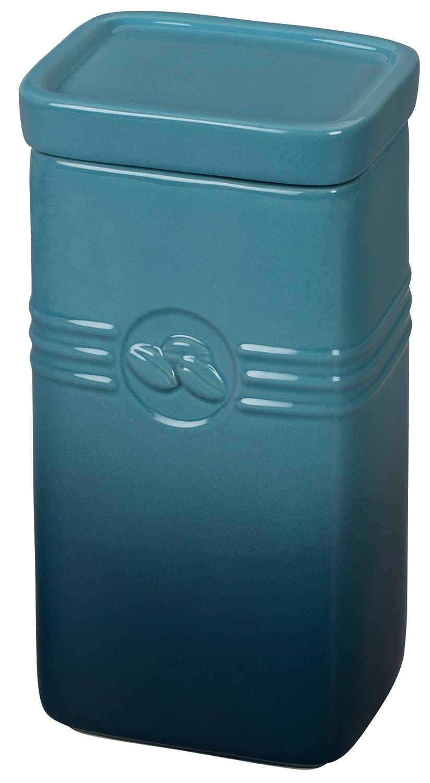 Amazon.com: Le Creuset Stoneware 2-Quart Coffee Storage Jar ...