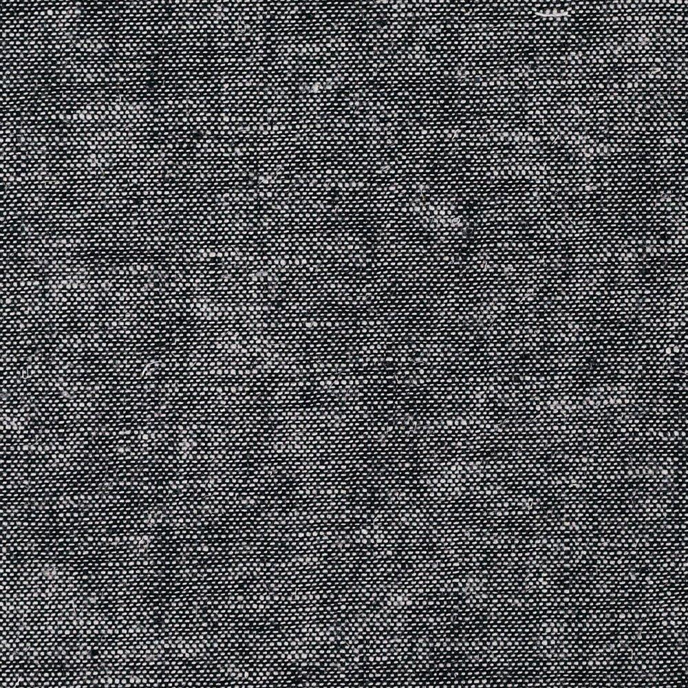 9b1c2fad695 Amazon.com: Robert Kaufman Kaufman Brussels Washer Linen Blend Yarn Dye Black  Fabric by The Yard