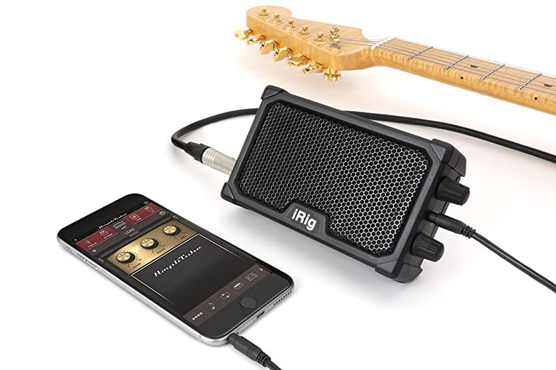 iRig Nano AmpとiPhone