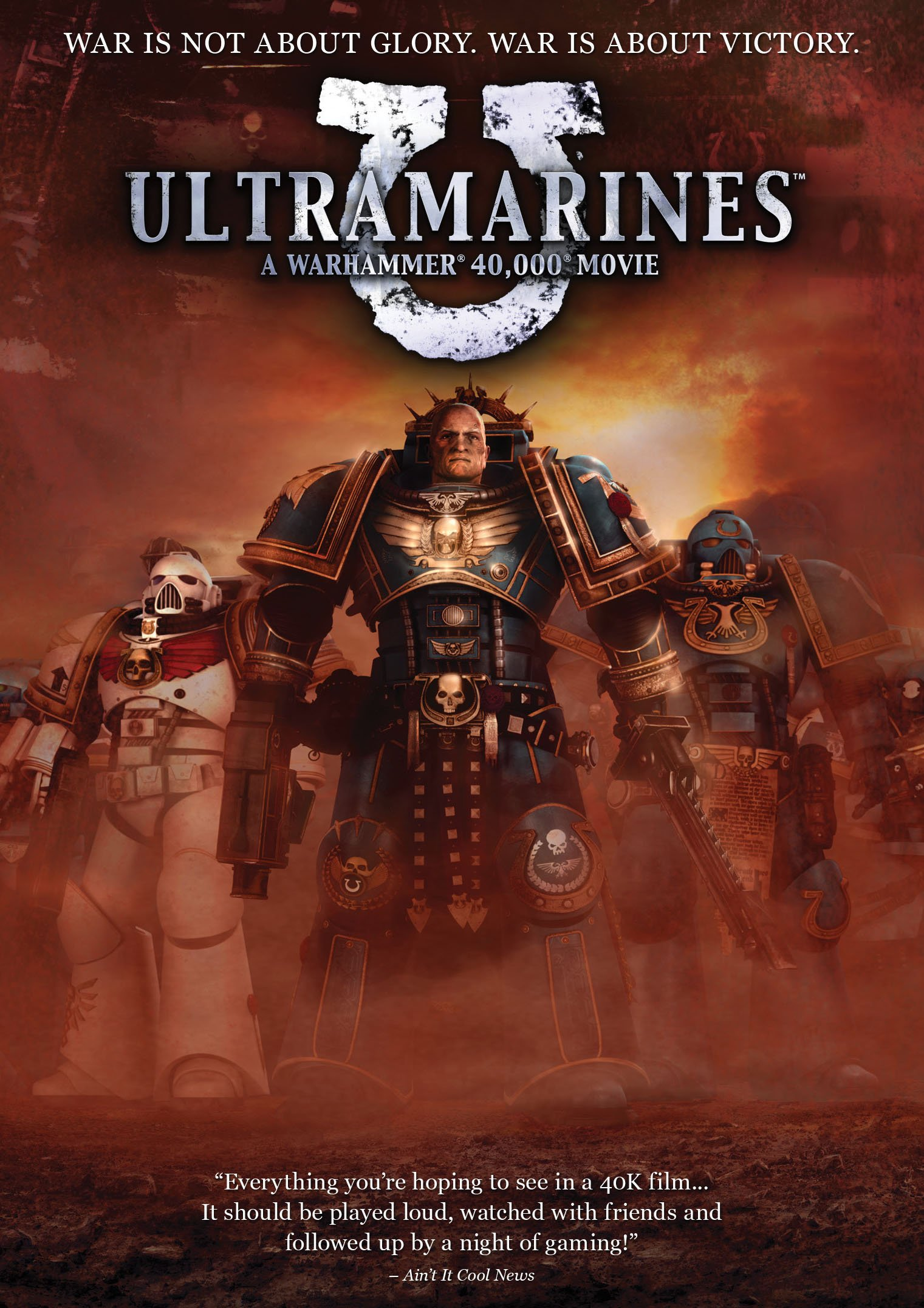 Ultramarines: Warhammer by Anchor Bay Entertainment