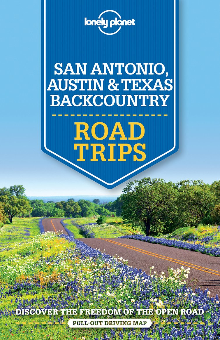 Lonely Planet Antonio Austin Backcountry product image