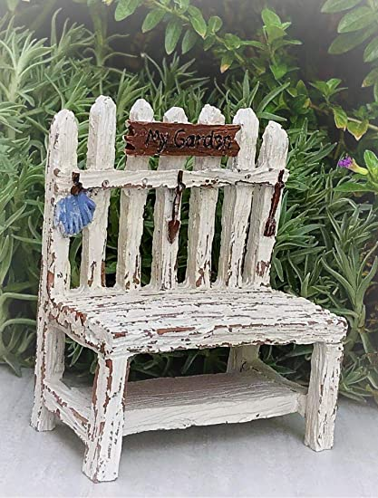 Fabulous Amazon Com Dollhouse Accessories Mini Picket Fence Potting Ncnpc Chair Design For Home Ncnpcorg