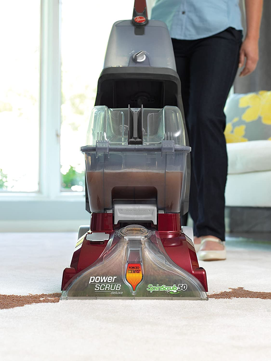 Hoover FH50150 Deluxe Carpet Cleaner