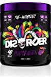 Faction Labs Faction Labs DISORDER Pre Workout Powder Energy Drink Supplement, Purple Reign, 40 Servings, Purple Reign 320 grams