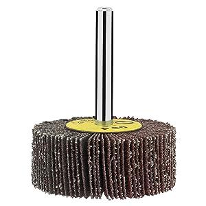 Bosch 2 609 256 282 - Lijadoras de laminillas para taladradoras, 50 mm