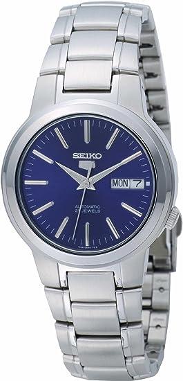 [セイコーimport]SEIKO 腕時計 SNKA05K1 ブルー 【逆輸入品】