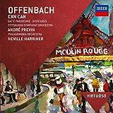 Offenbach: Can Can; Gaité Parisienne; Overtures (Virtuoso series)