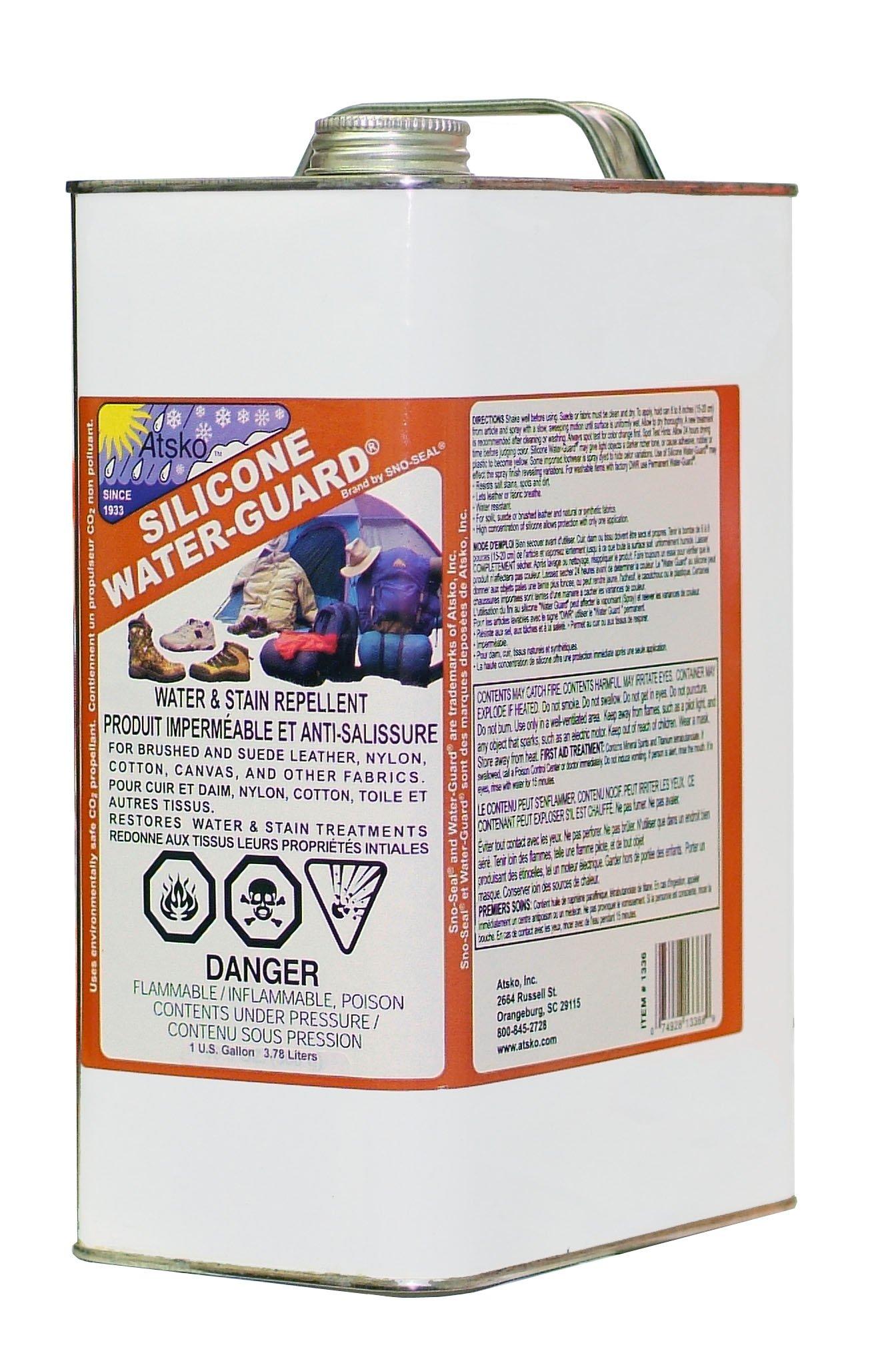 Atsko Sno-Seal Silicone Water Repellent-Guard (1-Gallon) by Atsko (Image #1)