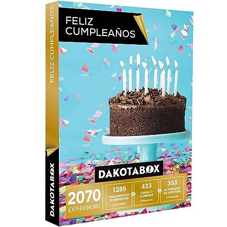 Smartbox Feliz cumpleaños Caja Regalo, Adultos Unisex ...