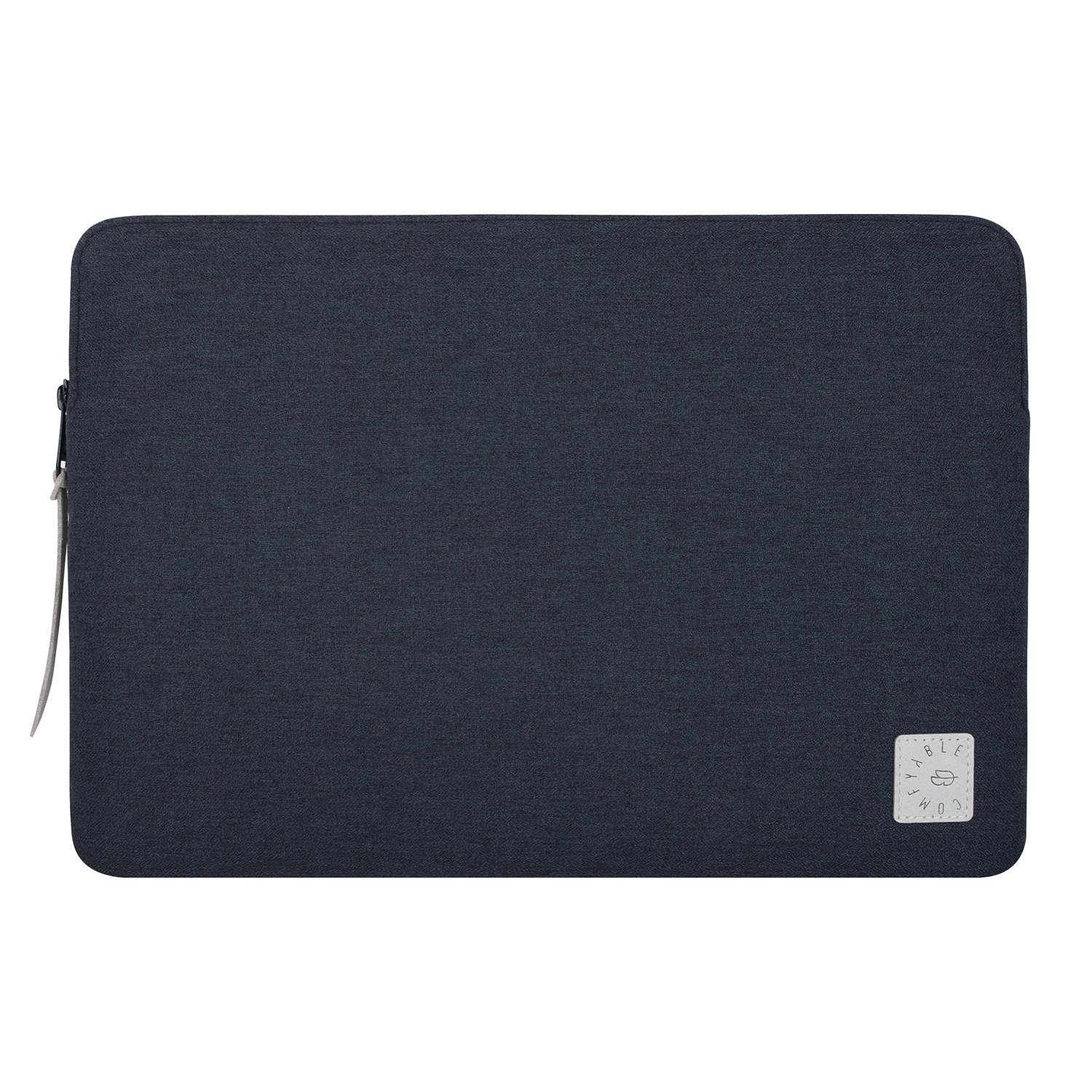 Comfyable Laptop Sleeve for 13 inch New MacBook Pro 2016 & 2017- Waterproof Mac Cover Case- Charcoal Blue
