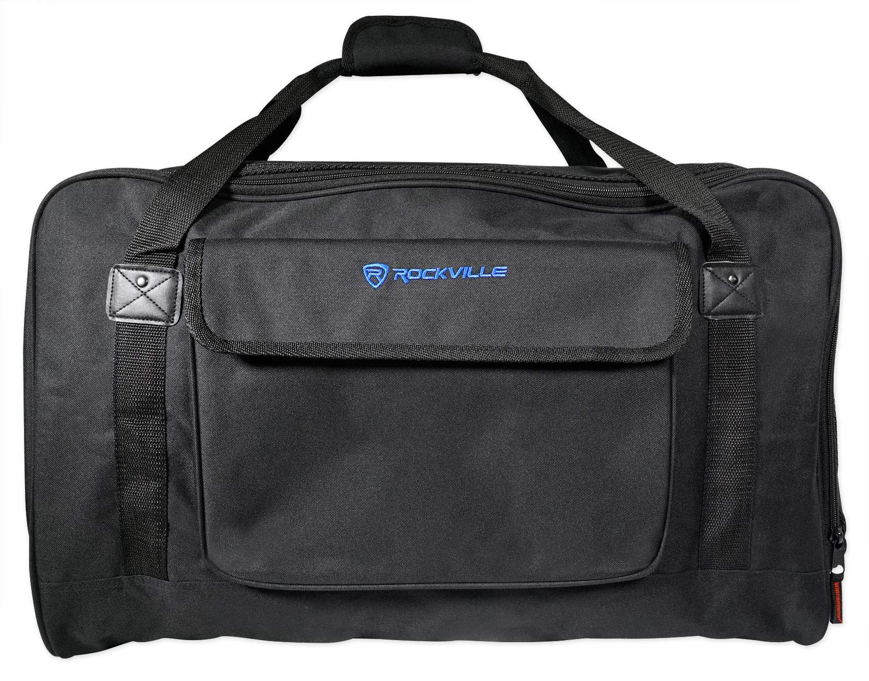 Rockville Rugged Speaker Bag Carry Case For Rockville RPG12BT 12'' Speaker