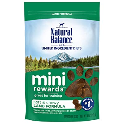Natural Balance Mini Rewards Dog Treats