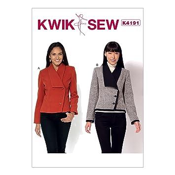 KWIK-SEW PATTERNS Kwik Sew Mustern Kwik Sew k4191os, Schnittmuster ...