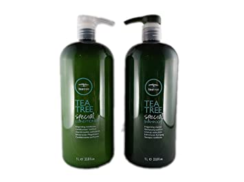 Paul Mitchell Tea Tree Special Shampoo & Special Conditioner Duo 33.8 Oz by Amazon