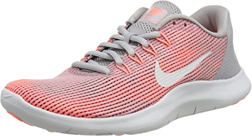 Nike Flex 2018 RN, Zapatillas de Running para Mujer, Gris (Atmosphere Grey/Vast Grey/Crim 005), 42.5 EU: Amazon.es: Zapatos y complementos