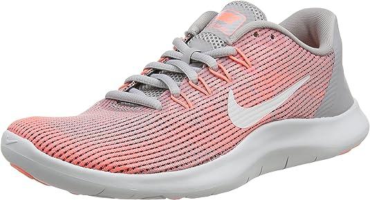 Nike Flex 2018 RN, Zapatillas de Running para Mujer, Gris (Atmosphere Grey/Vast Grey/Crim 005), 42.5 EU: Amazon.es: Zapatos y complementos