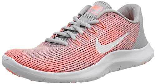 Nike Flex 2018 RN, Zapatillas de Running para Mujer, Gris (Atmosphere Vast Grey/Crim 005), 40.5 EU: Amazon.es: Zapatos y complementos