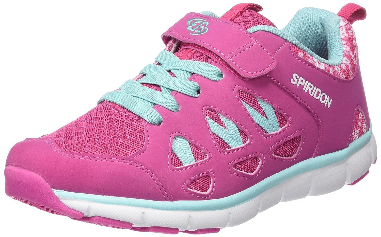 Bruetting Spiridon Fit Vs, Mädchen Laufschuhe, Pink (Pink/Tuerkis), 30 EU