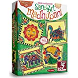 ToyKraft Simple and Symbolic Sand Art Madhubani