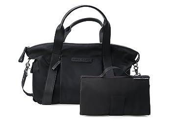 BUGABOO – Tasche Von Nylon Storksak + schwarz, innen blau Öl
