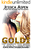 GOLDI: A Sexy Shifter Fairytale Romance (Sexy Shifter Fairytale Romances Book 3)