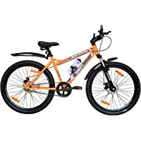 Avon Bicycles GEN Now Dual Disc Brake and Front Suspension 26T Bicycle