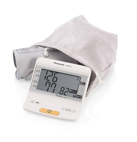 Panasonic EW-BU15 90 - Tensiómetro de brazo: Amazon.es: Salud y cuidado personal