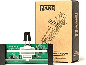 Rane MAG Four Fader | Ultra-Light Contactless DJ Mixer Crossfader for The Seventy, Seventy-Two and Seventy-Two MKII