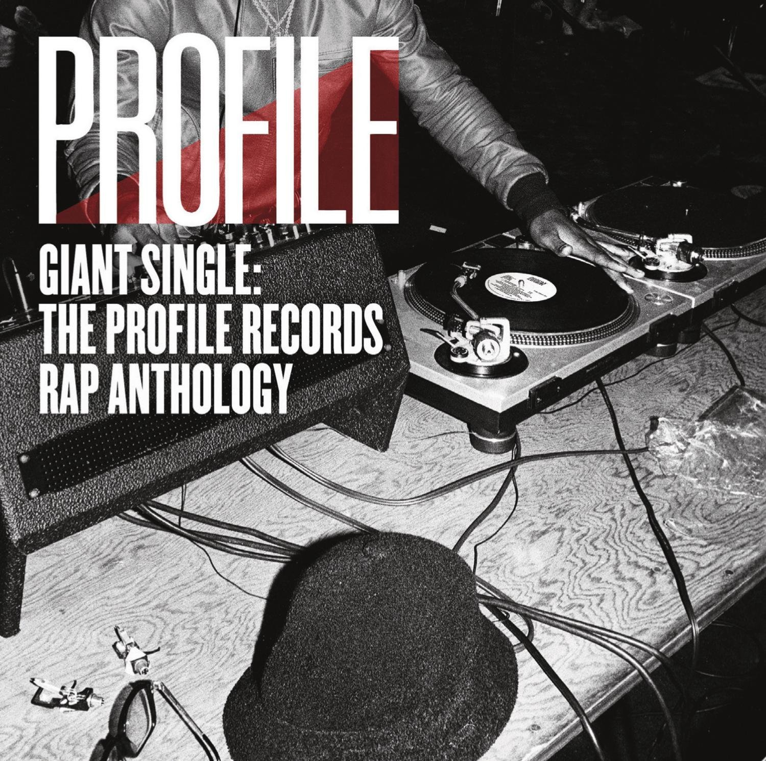 Various Profile - Giant Single: Profile Records Rap Anthology ...
