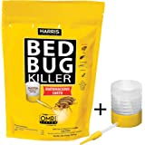 Harris Bed Bug Killer, Diatomaceous Earth Powder 4lb with Powder Duster, Fast Kill with Extended Residual Protection